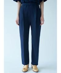 Women's  Tapered Pants  Navy (テーパードパンツ・ネイビー)