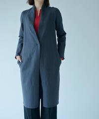 Women's  Coat  Charcoal   (コート・チャコール)