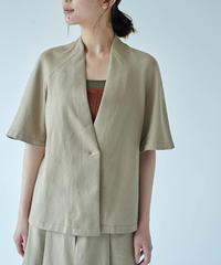 Women's Summer  Jacket Beige (サマージャケット・ベージュ)