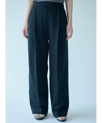 Women's Wide Pants  Black(ワイドパンツ・ブラック)