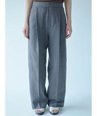 Women's Wide Pants Gray (ワイドパンツ・グレー)