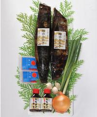 生鰹の塩たたきセット 2節入り【冷蔵便】