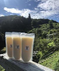 プレーン・komeama 生米麹甘酒 250g×3