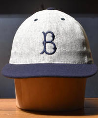 BROOKLYN DODGERS 1955(Lt GRAY / NAVY)