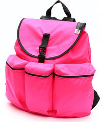 3POCKET BACK PACK(Lサイズ) HOTPINK