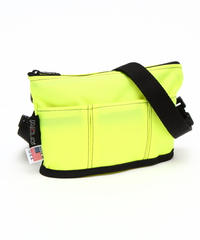 OVAL SHAPED BAG(Sサイズ) YELLOW
