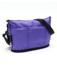 OVAL SHAPED BAG(Mサイズ)  PURPLE