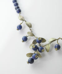 【MICHAEL MICHAUD】blueberry ネックレス