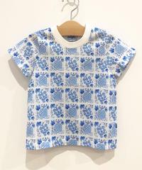 フルーツタイルキッズTシャツ