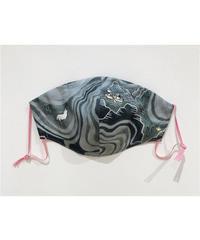 マーブルグランドキャニオンマスク  (pinkゴム)