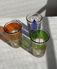 モロッコ製ティーグラス