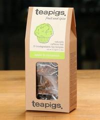 teapigs[ティーピッグス]アップルシナモンハーブティー(ノンカフェイン)