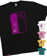 【桃】半袖Tシャツ