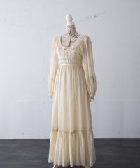 レンタル:ヴィンテージドレス GS 011 1970's