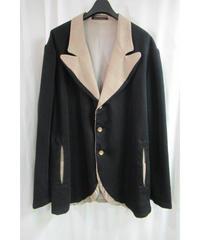 96aw yohji yamamoto pour homme vintage 脱色期 切替えデザインジャケット HG-J45-953