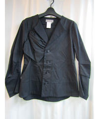06ss yohji yamamoto femme 花釦 ミリタリーデザインジャケット FR-B11-511