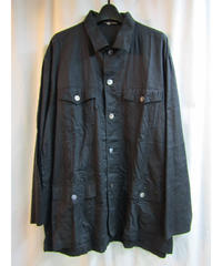 Y's for men SHIRTS yohji yamamoto ミリタリーデザインシャツ MC-B35-080