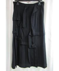 激レア 初期 80's COMME des GARCONS デザインロングスカート GS-050230