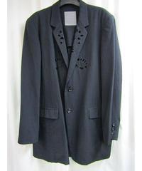 96ss yohji yamamoto pour homme vintage 花と少年期 カットワークジャケット