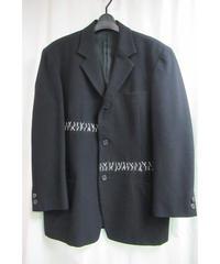 90's Y's for men yohji yamamoto vintage アミセス切り替えデザインジャケット MC-J21-116