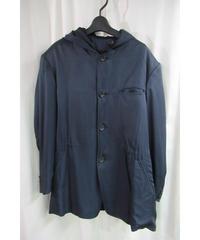 90's Y's for men yohji yamamoto vintage 紺 ライナー付きフードジャケット MV-J17-202