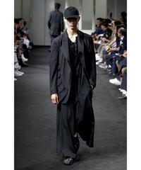 レア 19ss yohji yamamoto pour homme ポケットデザインレイヤードジャケット