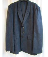 93aw オールドyohji yamamoto pour homme vintage ストライプジャケット