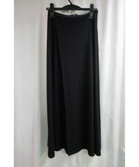 90's Y's yohji yamamoto vintage 巻きスカート風ロングフレアスカート YM-T37-132