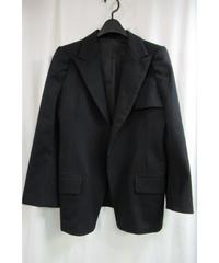 07aw yohji yamamoto femme ボタンレスデザインジャケット FX-J41-100