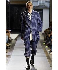 06ss ベースボール期 yohji yamamoto pour homme ストライプデザインジャケット