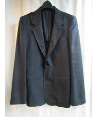 REGULATION men yohji yamamoto pour homme ミリタリーデザインストライプジャケット