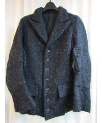 95aw yohji yamamoto femme vintage 鹿鳴館 袖デザインショートコート