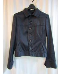 Y's yohji yamamoto femme ミリタリーデザインショートジャケット
