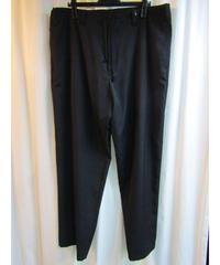 18aw yohji yamamoto POUR HOMME シンプル紐パンツ