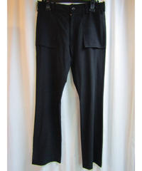 yohji yamamoto +noir femme Y's ポケットデザインストレートパンツ