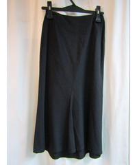 yohji yamamoto +noir femme Y's 切り替えデザインフレアスカート