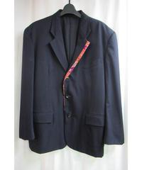 AD1991 COMME des GARCONS HOMME PLUS 紺 エスニックジャケット PJ-11002M