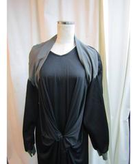 08aw yohji yamamoto femme Y's ボレロ変形デザインジャケット