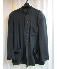 赤タグ Y's for men yohji yamamoto pour homme スタンドカラーパチポケジャケット