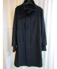 yohji yamamoto +noir femme Y's ニット切替デザインコート