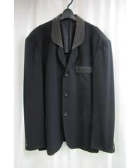 美品 88ss yohji yamamoto pour homme vintage アイレットジャケット