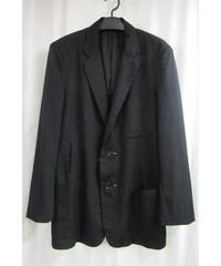 Y's for men yohji yamamoto  製品染めファスナーホールデザインジャケット
