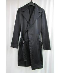 04aw yohji yamamoto +noir レイヤードデザイントレンチ コート NJ-C15-606
