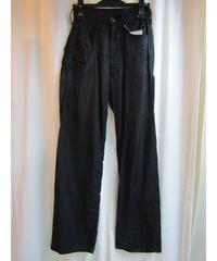 新品・タグ付 Y's yohji yamamoto femme ポケットデザインストレートパンツ