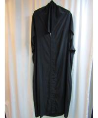 95ss yohji yamamoto femme Y's 着物スリーブデザインロングワンピース