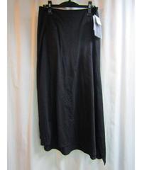 新品・未使用 17aw yohji yamamoto +noir アシメトリーデザインスカート NK-S13-016