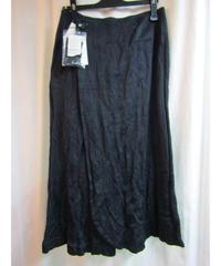 新品未使用 タグ付 Y's yohji yamamoto femme ボタンデザイン巻きタイトスカート