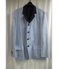 yohji yamamoto pour homme  ストライプデザインジャケット