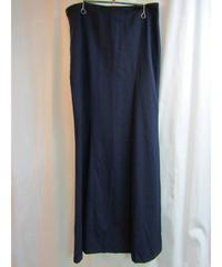 98ss 新品未使用 yohji yamamoto femme vintage 裾フレアタイトスカート FJ-S15-100