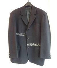 90's Y's for men yohji yamamoto vintage アミセス切り替えデザインジャケット